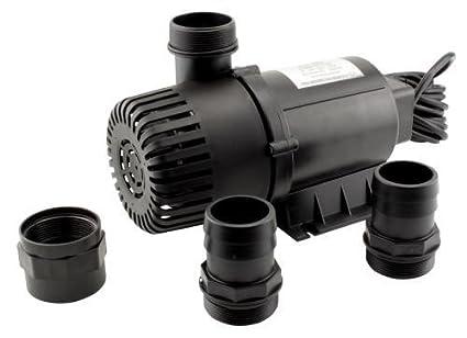 Amazon Com Ecoplus 6657 Gph 550w Submersible Water Pump W 30 Ft