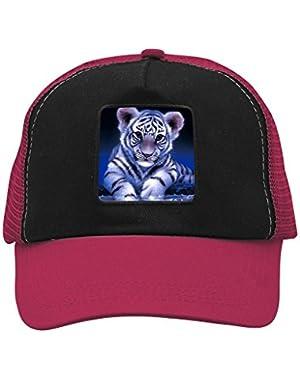 Unisex Adorable Tiger Adjustable Classic Hiphop Hat Baseball Cap Snapback Dad Hat