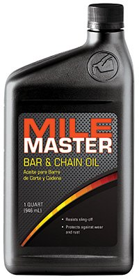 Milemaster, QT, Bar & Chain Oil, Quantity 12 by Milemaster