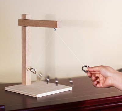 BarConic Ring Toss - Small Table Top