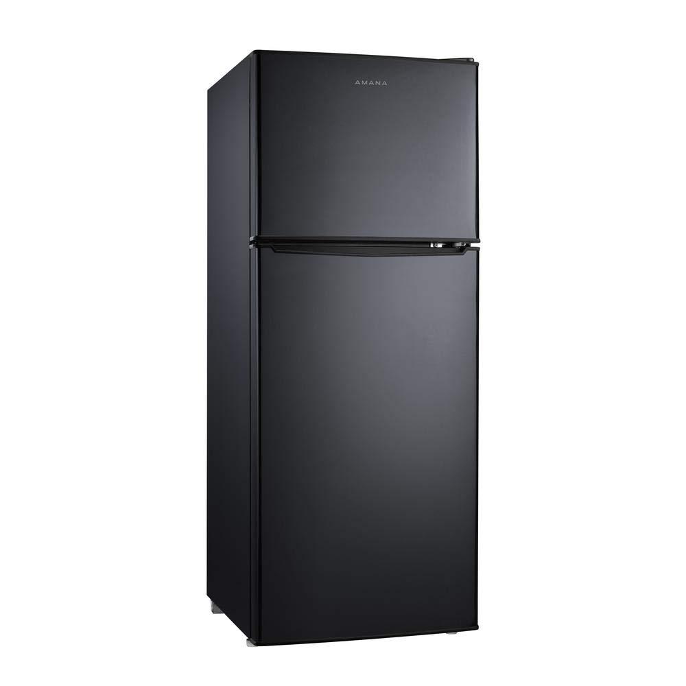 Amana AMAR46TBKE 4.6 cu ft Freezer Refrigerator, Black by AMANA