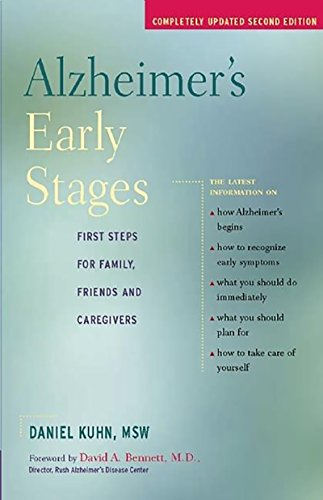 Alzheimer's Early Stages: First Steps for Family, Friends and Caregivers, 2nd edition