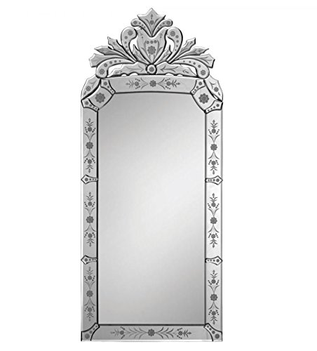 Ren-Wil MT1020 Wall Mount Mirror by Jonathan Wilner and Paul De Bellefeuille, 43 by 19-Inch from Ren-Wil