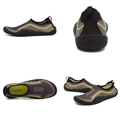 Driving 14 Park Dry Womens Shoes Quick black Sports Barefoot Yoga Swim Lake For Aqua Water A3 With Beach Walking Garden CIOR Drainage Men Holes wI1Rxcv