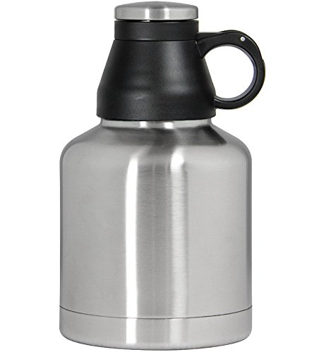 The Wolf - Double Wall Screw Cap Beer Growler - Amazon Parent Product