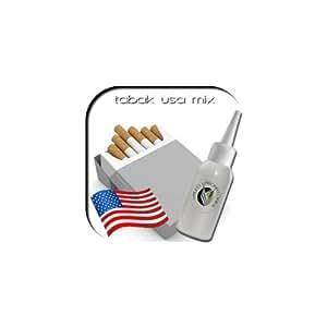 E-líquido sabor tabaco 10ml [Valeo USA Mix] para cigarrillos electrónicos SIN nicotina SIN tabaco - e liquid para vapear de Alemania