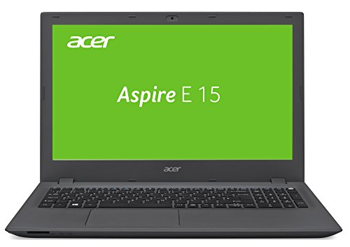 Acer Aspire E 15 (E5-574G-7934) 39,6 cm (15,6 Zoll HD) Notebook (Intel Core i7-6500U, 4GB RAM, 1000GB HDD, Nvidia GeForce 940M, DVD, Win 10 Home) schwarz