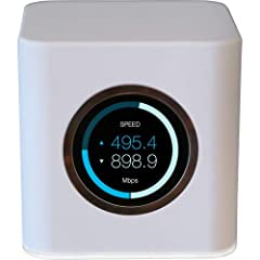 Model:AFI-R UbiquitAmpliFi AFi-R High Density Home Wi-Fi Router TheAFi-R AmpliFi High Density Home Wi-Fi RouterTransform your Wi-FI. This aesthetically pleasing router can be the centerpiece of an end table as it features a white plastic ...