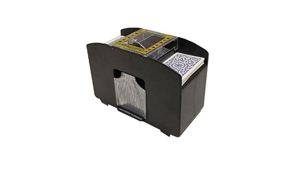 Brybelly Cuatro Cubierta - Mezclador de Cartas automático ...