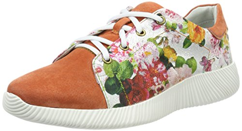 Orange Delphine Vita Sneaker 17 Laura Arancione Donna orange 0zfqxx