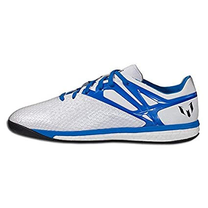 dfcdd2d8c6a Amazon.com  adidas Messi 15.1 Boost - White Prime Blue Black 11  Sports    Outdoors