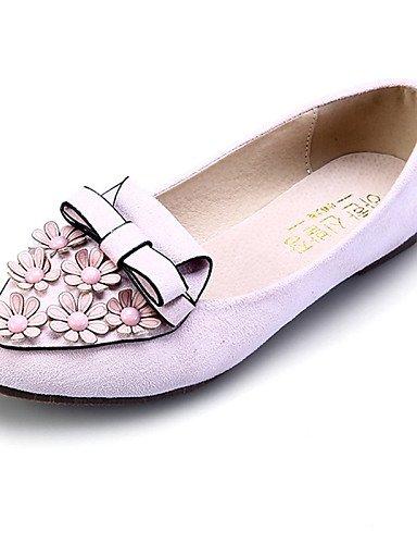 PDX mujer zapatos de tal ante de xqqCSYfw6