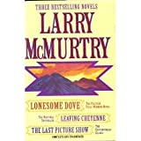 Three Bestselling Novels, Larry McMurtry, 051710069X