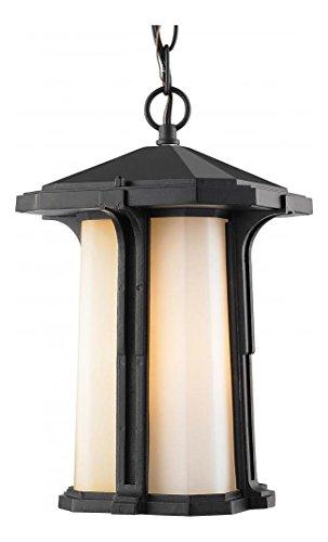 - 542CHB-BK Black Harbor Lane 1 Light Outdoor Pendant