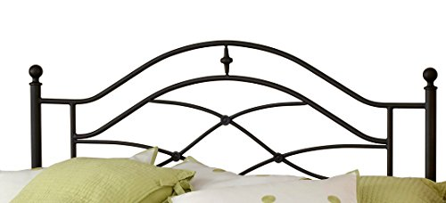 (Hillsdale Furniture 1601-670 Hillsdale Cole Metal Without Bed Frame King Headboard,)