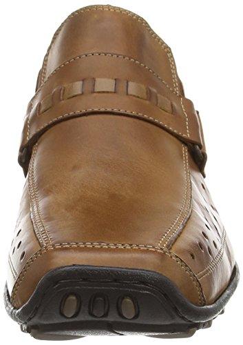 Rieker 08998/25 - Mocasines Hombre Marrón - marrón (Tan)