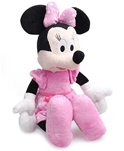 Disney Minnie Flopsies, Pink/Black  20 inch