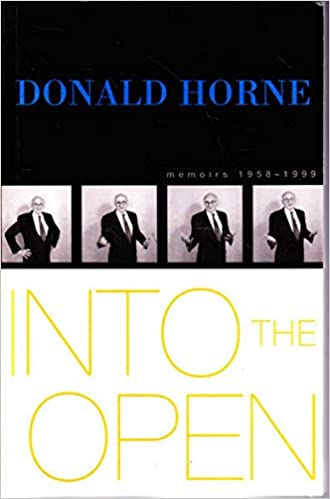 Ebook Torrents pdf herunterladen Into the Open: Memoirs 1958 - 1999 0732258626 PDF