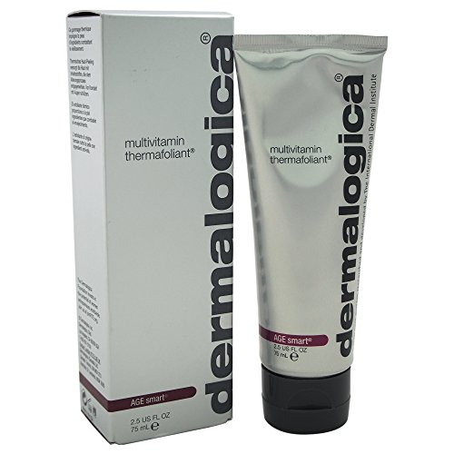 Skin Polisher Facial Exfoliant (Dermalogica Multivitamin Thermafoliant, 2.5 Fluid Ounce)