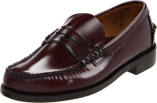 Sebago Men's Classic Leather Loafer Antique Brown cheap wholesale footaction for sale discount perfect free shipping visit new discount largest supplier fNM2oYa