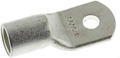 10x Terminales de crimpado sin aislar 6mm/² M5