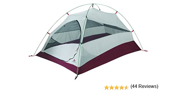 Amazon.com : Kelty Grand Mesa 2-Person Tent (Ruby/Tan ...