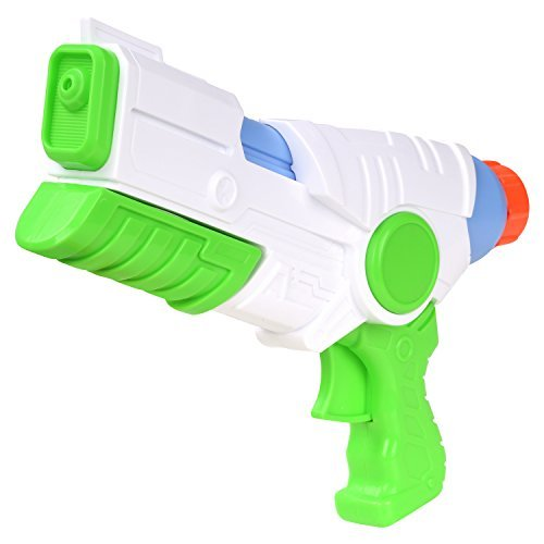 Zooawa Water Gun for Kids, Super Blaster Large Capacity Squirt Gun Blaster Pump Shoots Up to 33 Ft Far Range Party Favor Toy for Summer Swimming Pool Beach Backyards, -