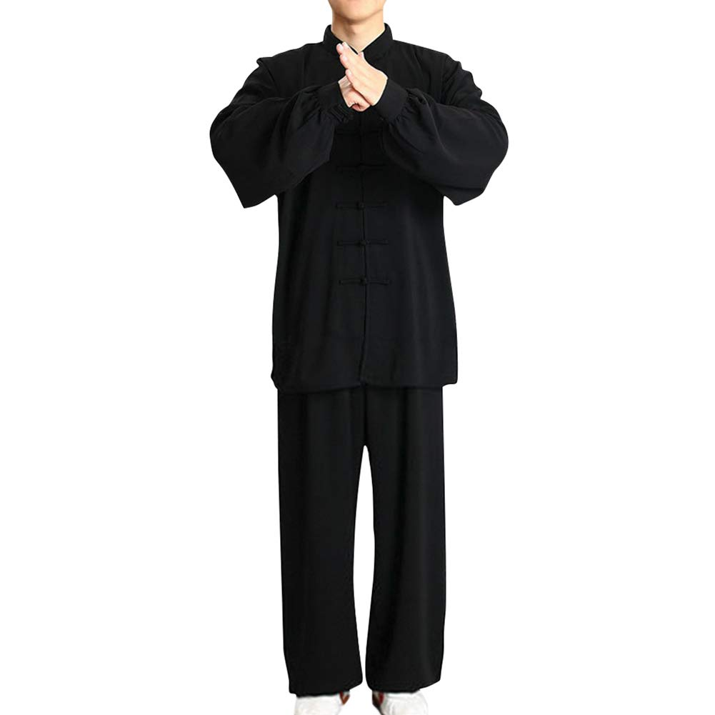 uirend Martial Arts Unisex Adult Sets Tai Chi Uniform Kung Fu Training Clothes by uirend