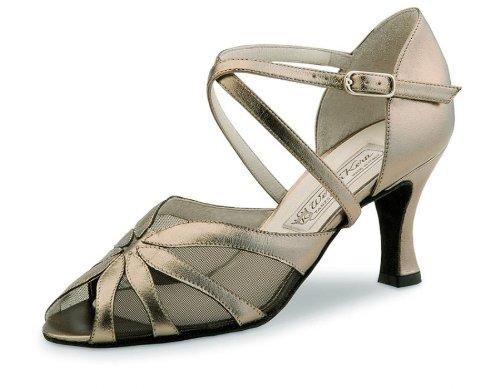 Werner Kern Women's Liz - 2 3/4'' (6.5 cm) Flare Heel, 7 M US (4 UK) by Werner Kern