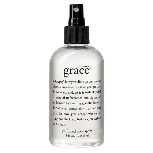 Philosophy Amazing Grace Body Spritz, 8 Ounce