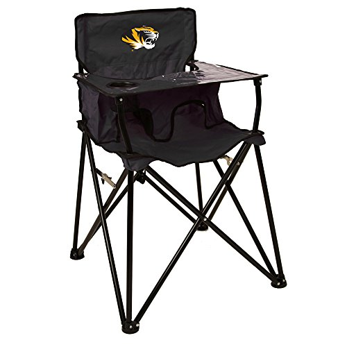 Rivalry Distributing RIV-RV279-1700 Missouri Tigers NCAA Ultimate Travel Child High Chair by Rivalry Distributing