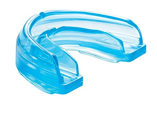 Athletic Specialties Shock Doctor Youth Braces Strapless Mouthguard (Blue) by Shock Doctor (Image #2)