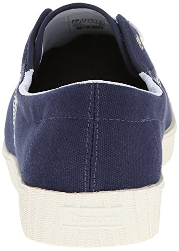 Tretorn Mens Nylite Canvas Fashion Sneaker Blu Scuro