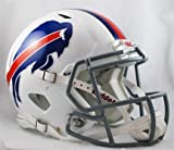 Buffalo Bills NFL Authentic Speed Revolution Full Size Helmet from Riddell