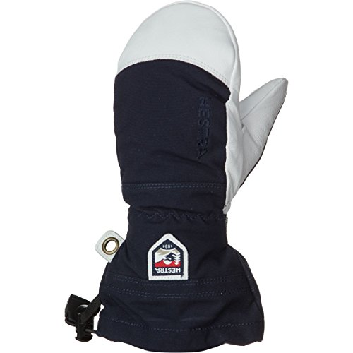 Hestra Gloves 30561 Jr. Heli Ski Mitt, Navy - 3 by Hestra