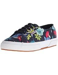 Superga Womens Cotu Floral Sneakers