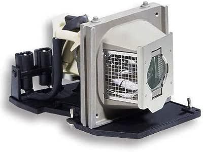 Dell CF900 0CF900 - Bombilla para proyector (2400 MP, con Carcasa ...
