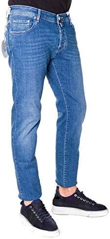 Jacob Cohen Luxury Fashion Homme J62200918W3003 Bleu Élasthanne Jeans | Automne-Hiver 19