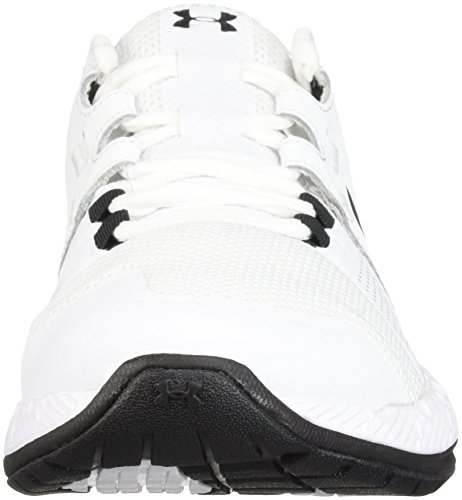 de Fitness TR Under Nm Commit Black White Blanc Armour X Chaussures UA Homme AAq0H