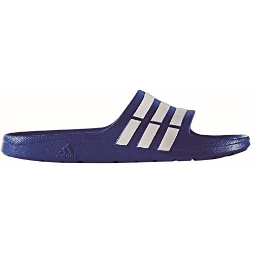 Adidas G15892, Chanclas Unisex Adultos azulaz/blanco/azulaz