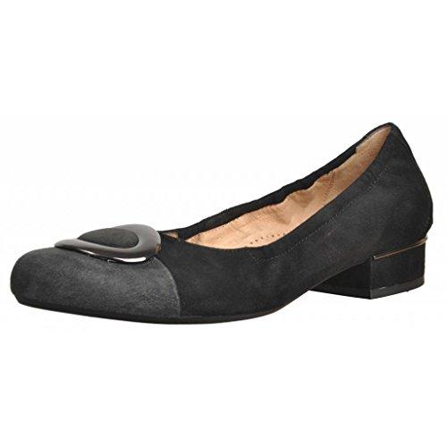Zapatos bailarina para mujer, color Negro , marca STONEFLY, modelo Zapatos Bailarina Para Mujer STONEFLY MARYL 9 Negro Negro