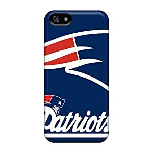 OTcase Fashion Protective New England Patriots Case Cover For Iphone 5/5s