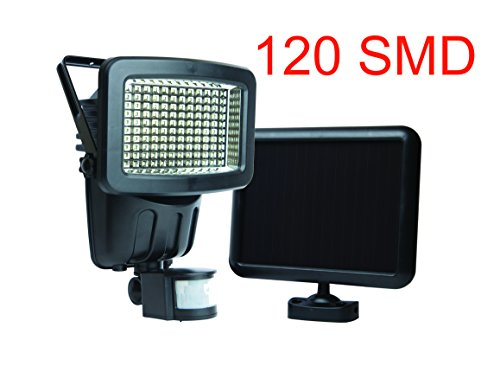 100 Led Solar Motion Light - 6