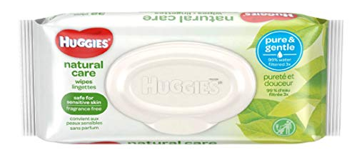 Huggies Baby Wipes Soft Fragrance