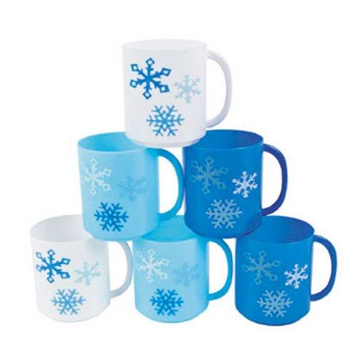 Fun Express Winter Wonderland Snowflake