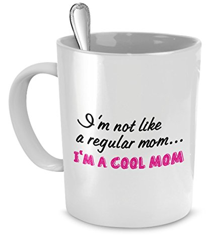 Mug Mom Like Regular Stuff product image