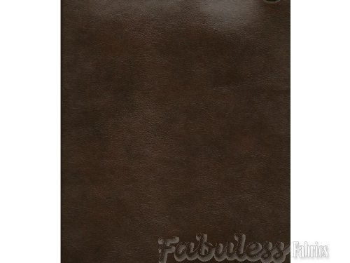 Upholstery Fabric Chocolate - Chocolate Bonded Leather Vinyl Upholstery Fabric Per Yard