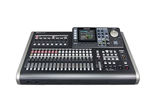 Digital Portastudio 24-Track SD Card Recorder - Tascam DP-24SD