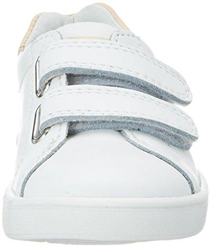 Kavat Unisex-Kinder Södertälje Sneaker Weiß (White)