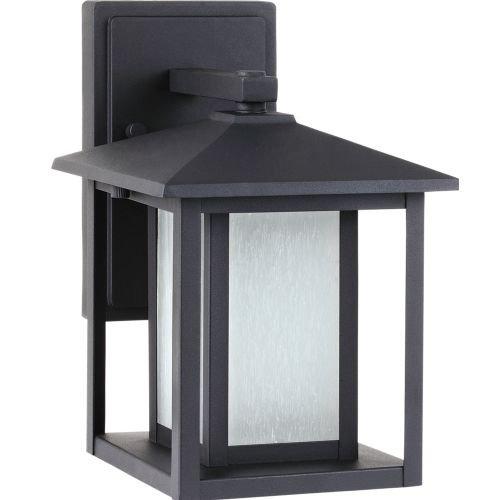 Fluorescent Hunnington One Light Small Outdoor Wall Lantern